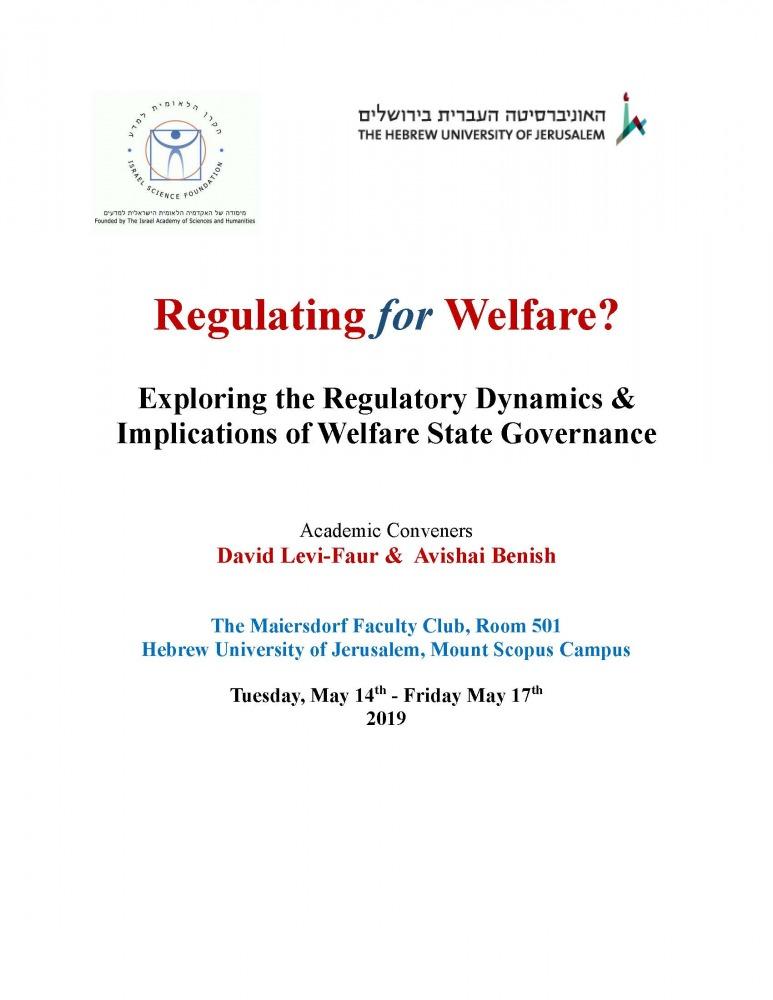 Regulating for Welfare?